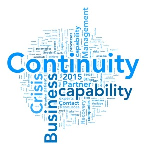 Business Continuity Capability